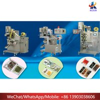 Sachet packing machine for instant noodle