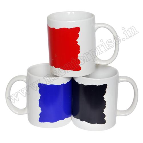 Partly Irregular Mug