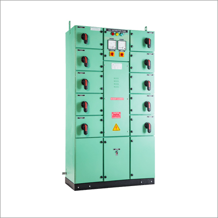HT Controls Relay Panel