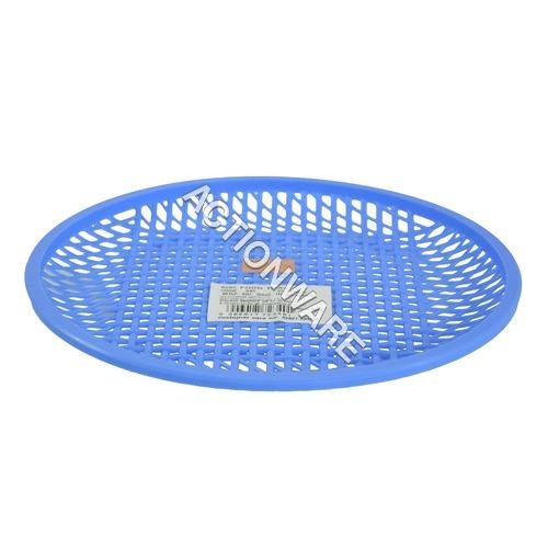 Blue Food Tray