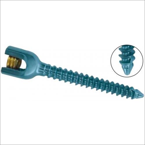 Mono Axial - Pedicle Screw (TITANIUM)