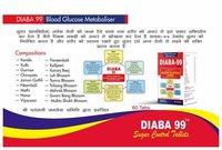 Diaba 99 tablets