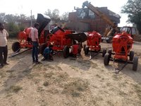 Cement Concrete Mixer Machine