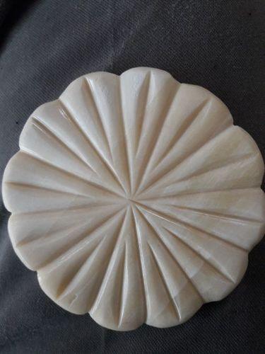 flower design bone handicraft