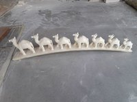 camel bone art
