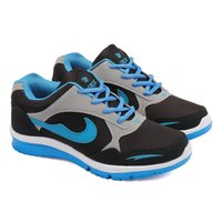Ladies Black Sky Sports Shoes