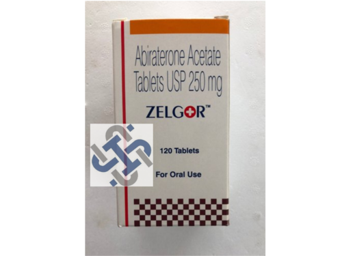Abiraterone Acetate 250mg Zelgor Tablets