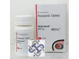 Pazopanib 400 mg Tablets