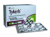 Lapatinib 250mg Tykerb Tablet