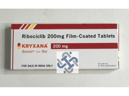 Kryxana Ribociclib 200mg Tablet