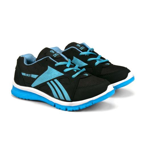Ladies Navy Blue & Sky Blue Sport shoes