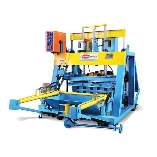 Auto Feeder Block Making Machine