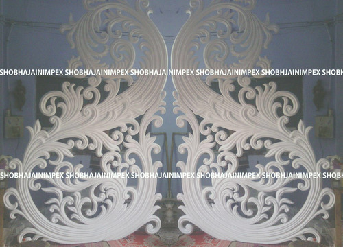 Designer S Shape Wedding Panels