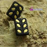Designer Terracotta Earrings