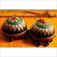 Terracotta Handmade Earrings