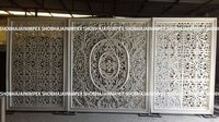 Wedding Fiber Panel BackDrops