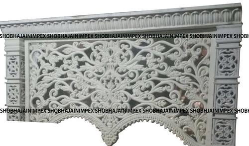 Sri Lankan Carving Wedding Fiber Panel Backdrop