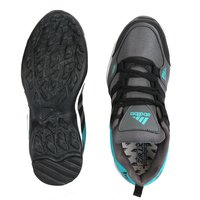 Mens Abibas Black C Sports Shoes
