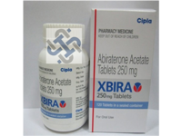 Xbira Abiraterone Acetate 250mg Tablet