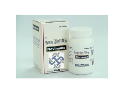 Nevimune 200 mg Nevirapine Tablets