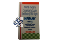 Infimab Infliximab 100mg Injection
