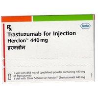 Herclon Trastuzumab 440mg Injection