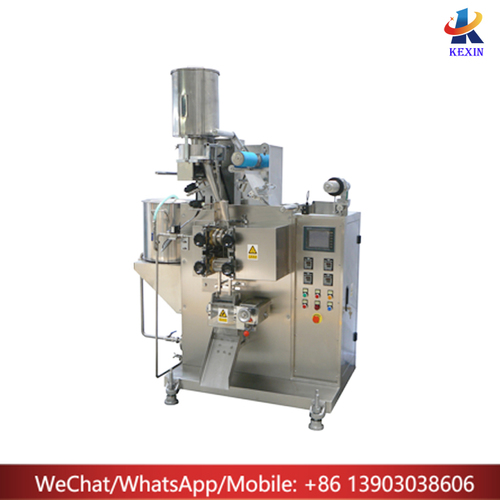 Twin Oil & Powder Packing Machine