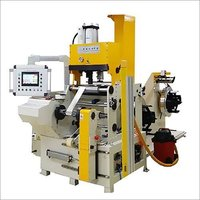 Reactor Foil Winding Machine