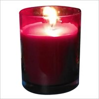 Glass Soya Wax Candle