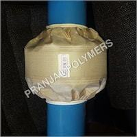 PTFE Coated Fibreglass Flange Shield