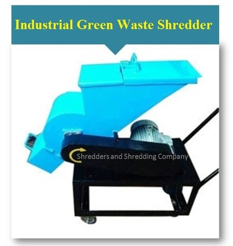 Industrial Green Waste Shredder