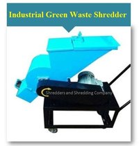 Industrial Green Waste Shredder