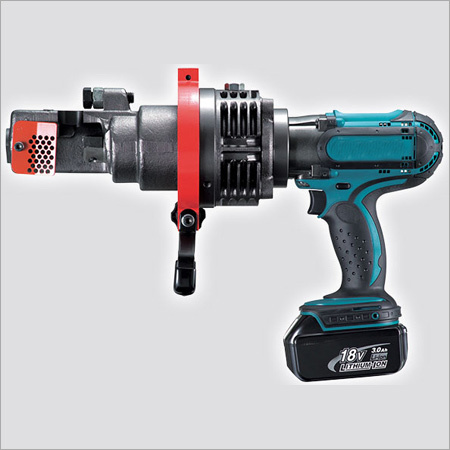 Cordless Steel Rod Cutter