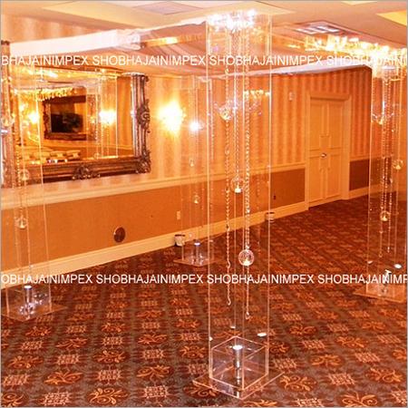 Acrylic Wedding Mandaps