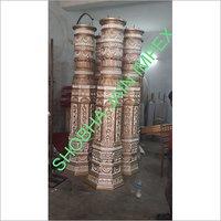 Ajanta Theme Wedding Mandap