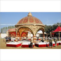 Aladin Royal Wedding Mandap