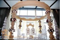 Aneri Jali Wedding Mandap