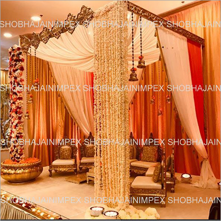 Bells Wedding Mandap