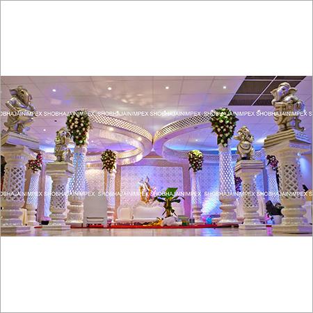 Butterfly Theme Wedding Mandap