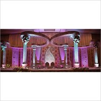 Butterfly Theme Wedding Mandap