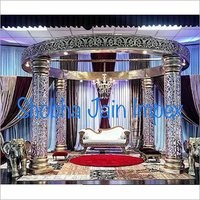 Jali Wedding Mandap