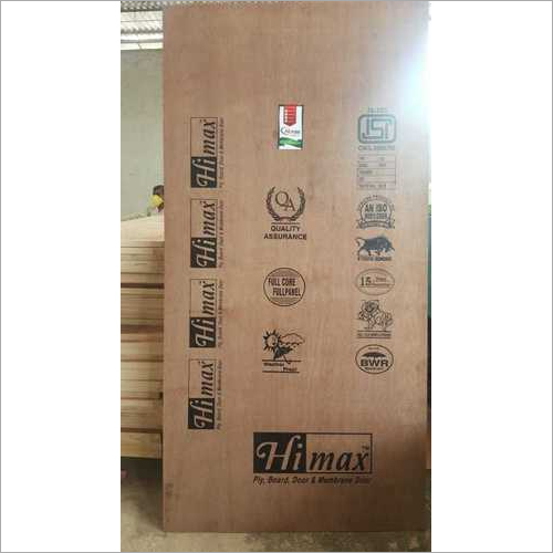 Full Core Full Panel Plywood