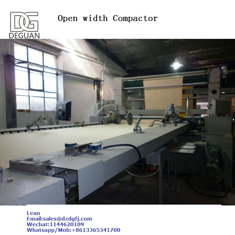 Cotton Fabric Compactor