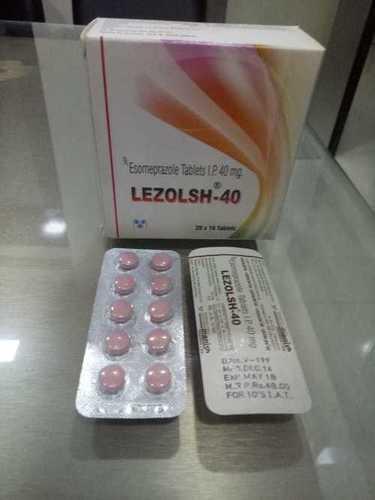 Esomeprazole 40 mg E/C Tab.