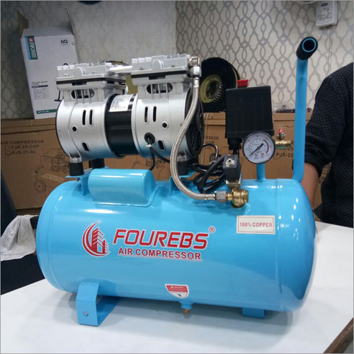 50 Ltr Oil Free Air Compressor