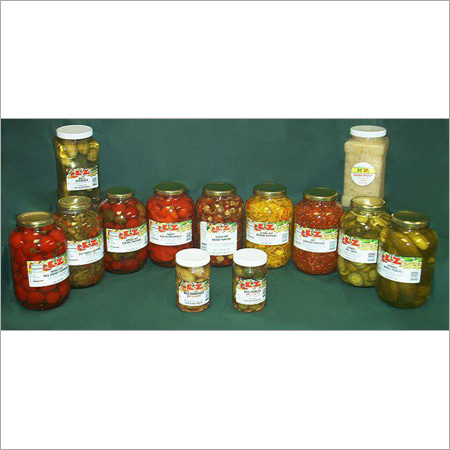 Pickle Murabba Jar