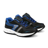 Mens Black R Sports Shoes