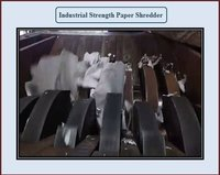Industrial Strength Paper Shredder