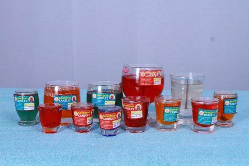 Perfumed Gel Candles