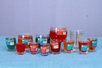 Perfumed Gel Candles